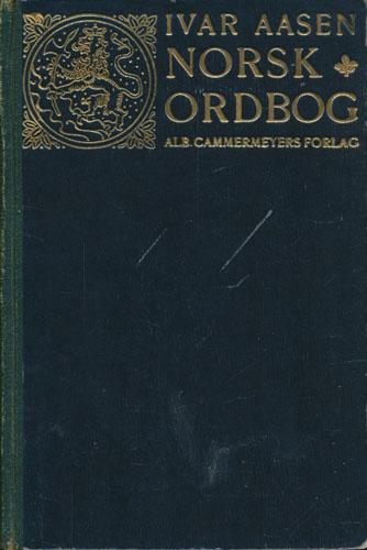 Norsk Ordbog med dansk forklaring.
