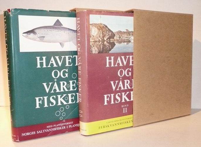 Havet og våre fisker.