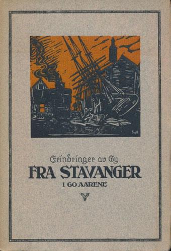 Erindringer af Gy. Fra Stavanger i 60-aarene.