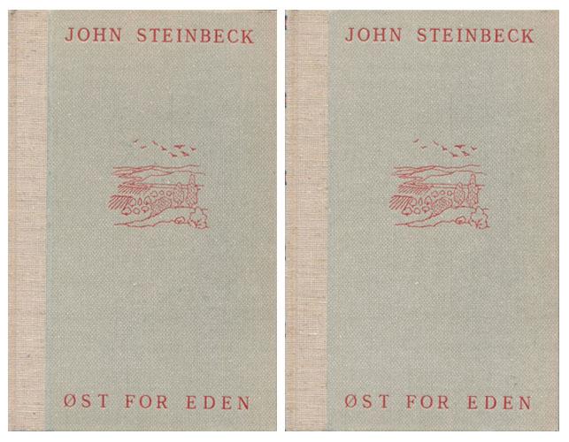 Øst for Eden.