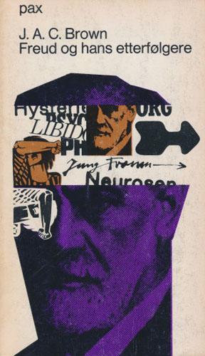 (FREUD, SIGMUND) Freud og hans etterfølgere.