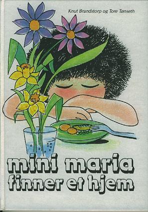 Mini Maria finner et hjem.