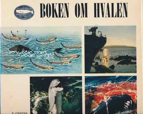 BOKEN OM HVALEN.  Oversatt av Axel S. Seeberg.