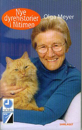 Nye dyrehistorier i Nitimen. Illustrert av Ellen Wilhelmsen.