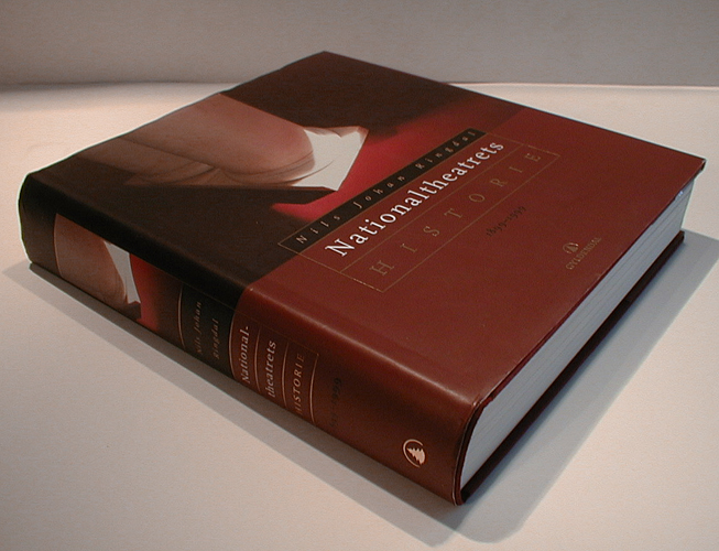 Nationaltheatrets historie. 1899-1999.