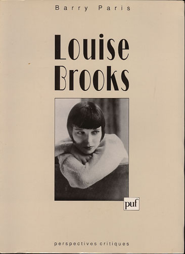 (BROOKS, LOUISE) Louise Brooks.
