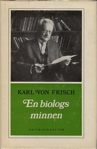 En biologs minnen.