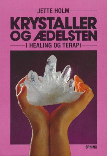 Krystaller og ædelsten i healing og terapi.