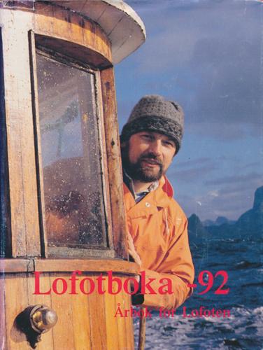 LOFOTBOKA -92.  Årbok for Lofoten.