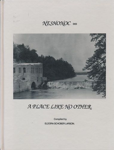 Neshonod. A Place like no other. Compiled by -.