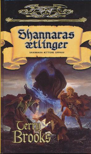 Shannaras ættlinger. Shannara-ættens opphav.