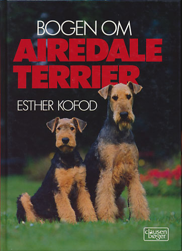 Bogen om airedale terrier.