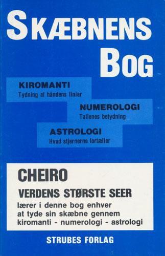 Skæbnens bog. Kiromanti - tydning af håndens linier. Numerologi - tallenes betydning. Astrologi. Hvad stjernerne fortæller.
