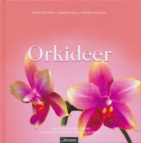Orkideer fra alle verdenshjørner.