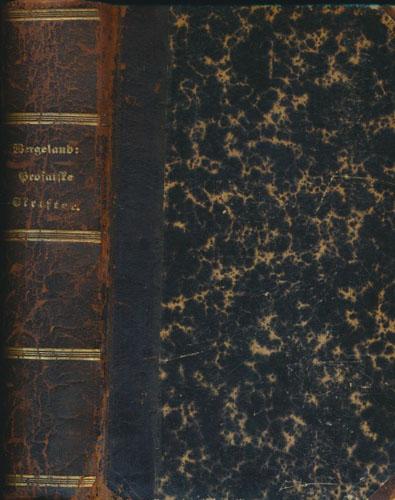 Prosaiske Skrifter (Biografier, Skizzer, Eventyr, Jødesagen, Hasselnødder). Efter det norske Studentersamfunds Foranstaltning udgivne af Hartvig Lassen.