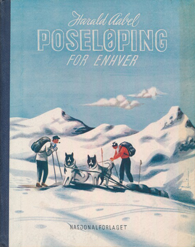 Poseløping for enhver. Illustrert vegledning for interesserte vinterturister.