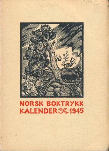 NORSK BOKTRYKK KALENDER.