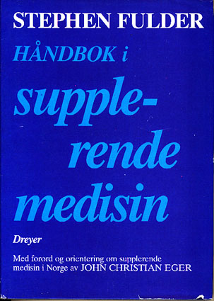 Håndbok i supplerende medisin.