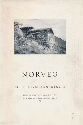 NORVEG. TIDSSKRIFT FOR FOLKELIVSGRANSKING.