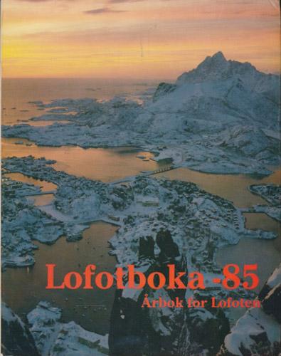 LOFOTBOKA.  Årbok for Lofoten.