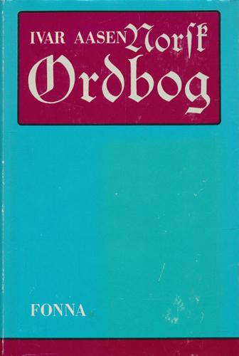 Norsk Ordbog med dansk forklaring af -.