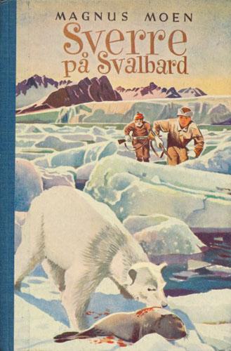 Sverre på Svalbard.
