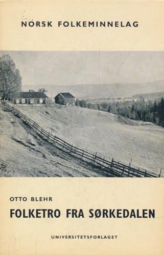 Folketro fra Sørkedalen.