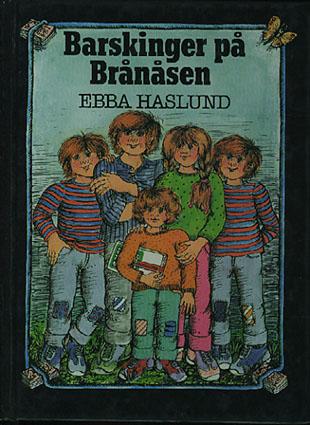 Barskinger på Brånåsen.