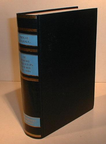 De norske fiskeriers historie 1815-1880.