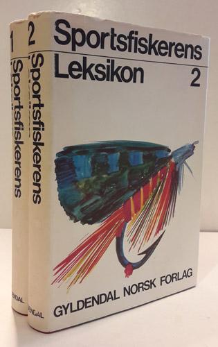 SPORTSFISKERENS LEKSIKON.  Hovedredaktør: Kjell W. Jensen.