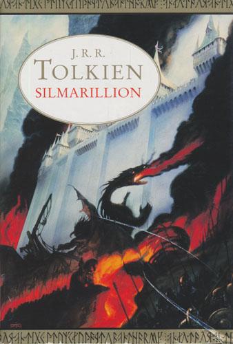 Silmarillion. Bearbeidet for utgivelse av Christopher Tolkien.
