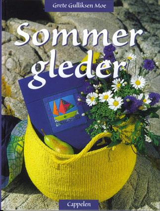 Sommerglede -fargerike sommerideer som du kan lage selv.