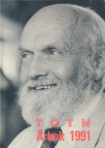 TOTN.  Årbok for Toten økomuseum og historielag