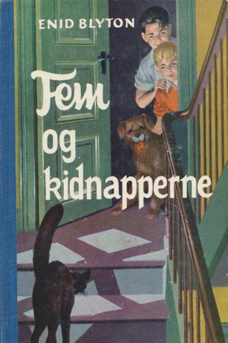 (FEM SERIEN) 14. Fem og kidnapperne.