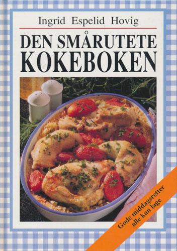Den smårutete kokeboken.