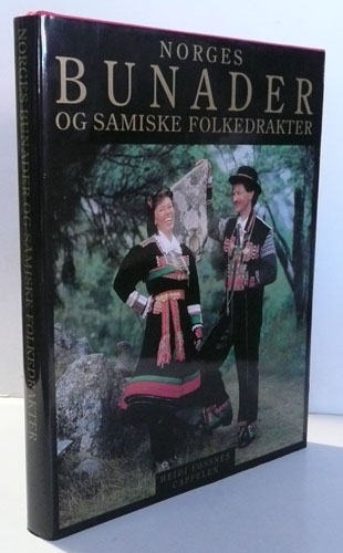 (BUNAD) Norges bunader og samiske folkedrakter.