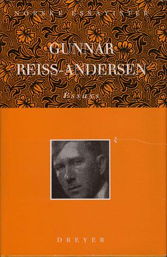 Essays. Redaktør Helge Nordahl.