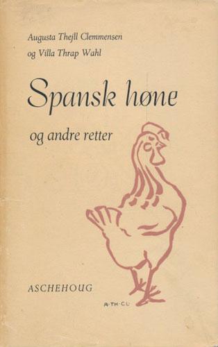 Spansk høne og andre retter.