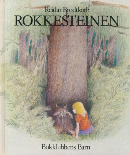 Rokkesteinen. Illustrert av Odd Hoff-Petersen.