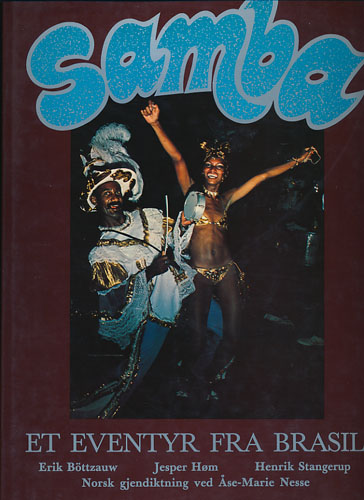 Samba. Et eventyr fra Brasil.