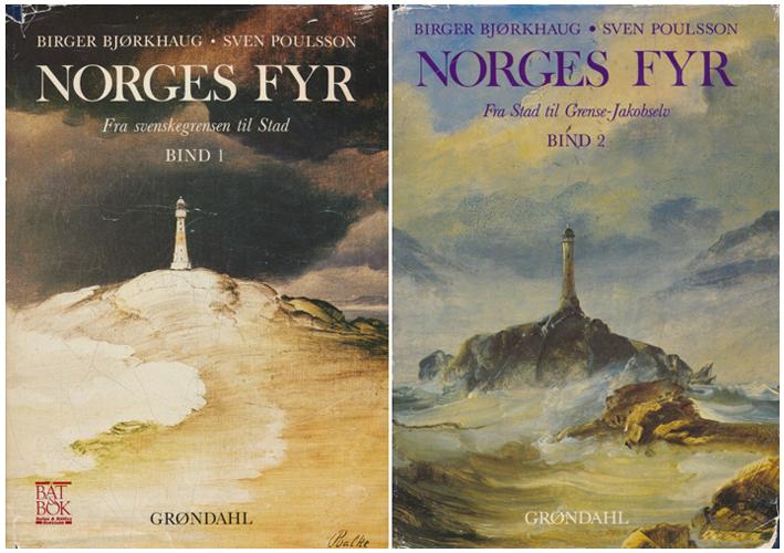 Norges fyr.