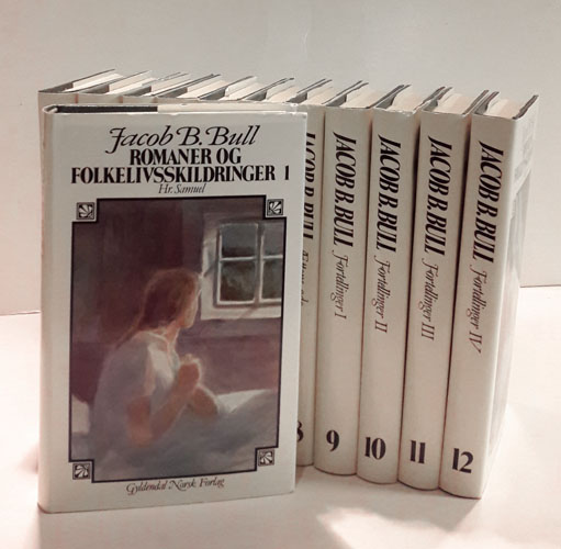 Romaner og folkelivsskildringer.