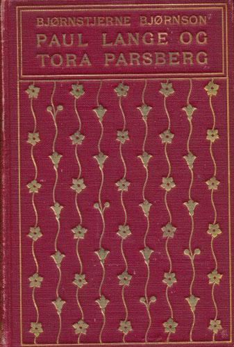 Paul Lange og Tora Parsberg.