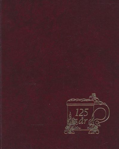 E.C. Dahls Bryggeri A/S 125 ÅR. 1856-1981.  En beretning om de siste 25 år - fra 1956 til 1981.