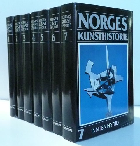 NORGES KUNSTHISTORIE.