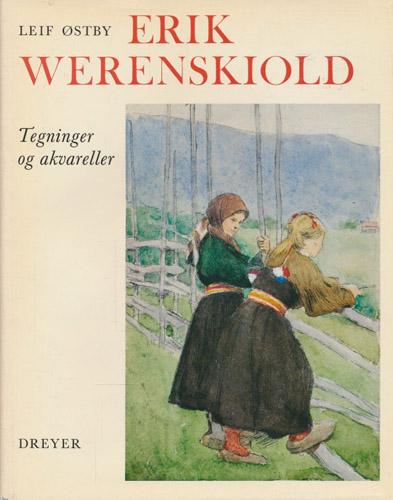 (WERENSKIOLD, ERIK) Erik Werenskiold.