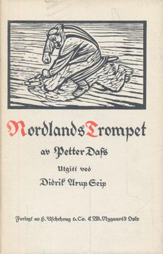 Nordlands Trompet. Utgitt ved Didrik Arup Seip.