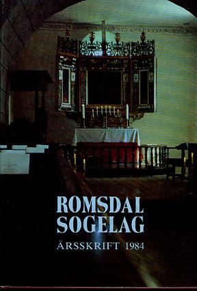 ROMSDAL SOGELAG.  Årsskrift