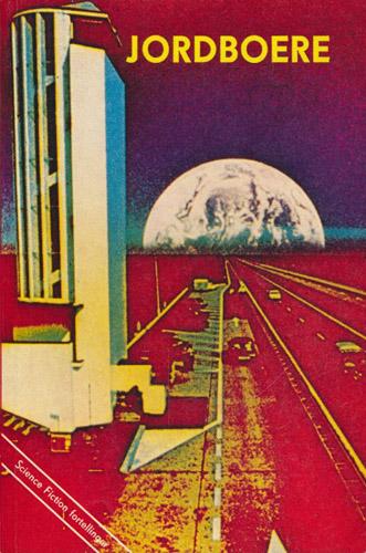 (NOVA-SERIEN) JORDBOERE.  Science Fiction antologi. Redigert og oversatt av Johanens H. Berg.