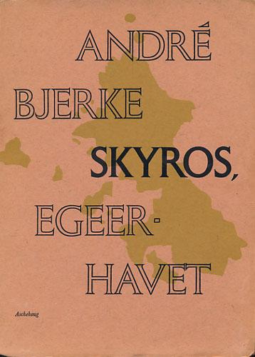 Skyros, Egeerhavet.